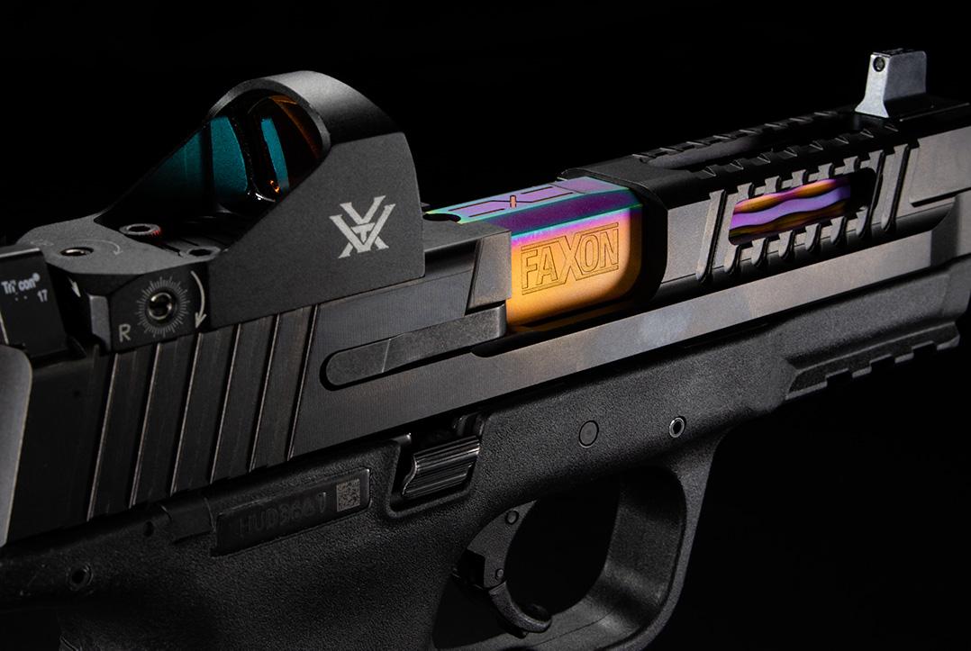 Faxon Firearms Announces New Line of Production Slides for