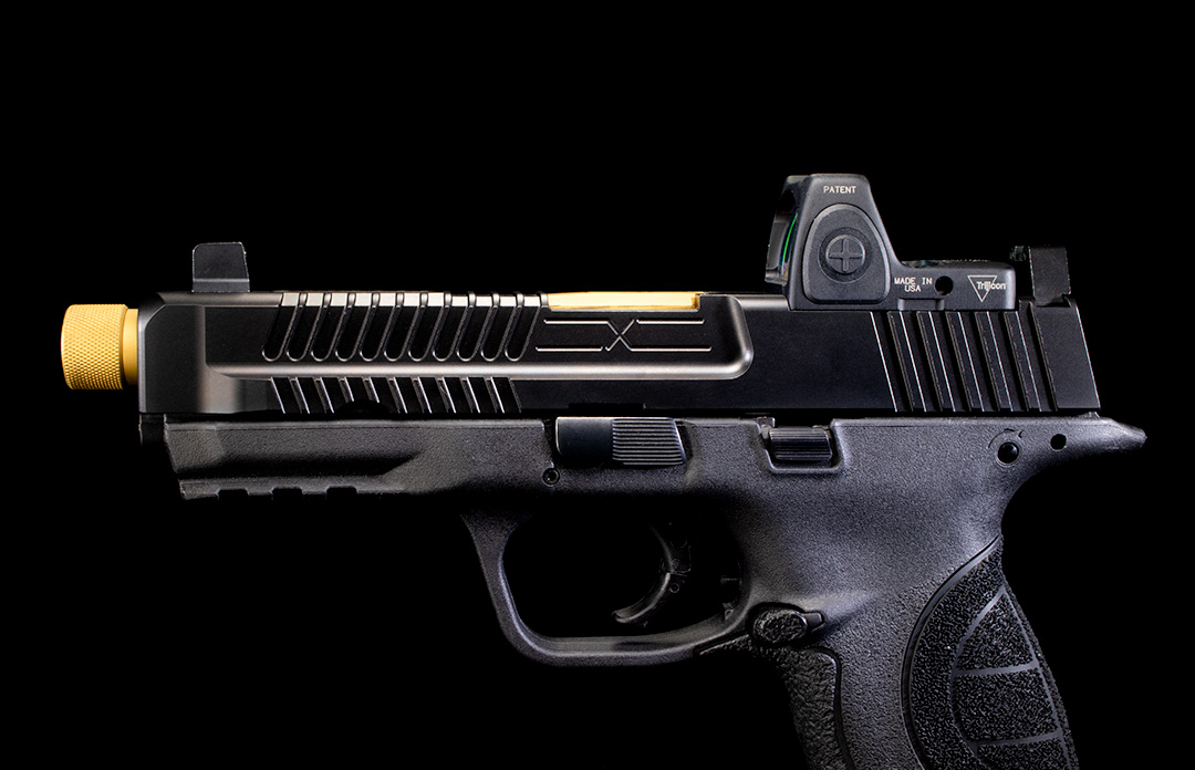 Faxon Firearms Announces New Line of Production Slides for M&P